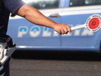 Paletta Polizia